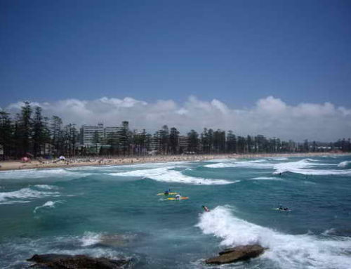 SUNDAY AT MANLY