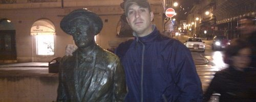 Me & James Joyce
