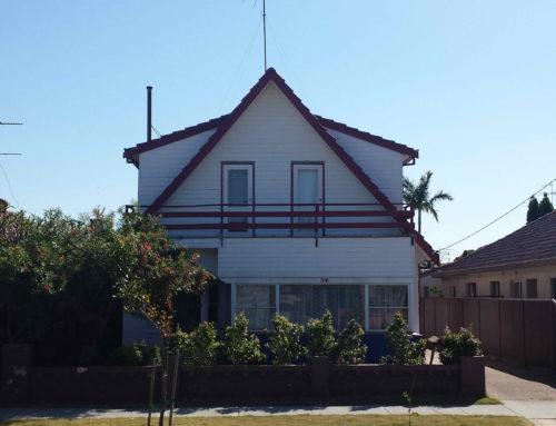 MY NEW AUSSIE HOUSE